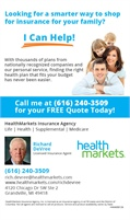 HealthMarkets Insurance - Richard Devree