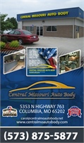 Central Missouri Auto Body