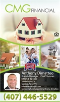 CMG Financial - Anthony Dimatteo