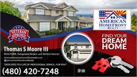 American Homefront Realty - Thomas S Moore III