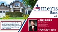 Ameris Bank - Mortgage Services John Baird