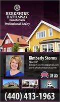Berkshire Hathaway Professional Realty - Kimberly Storms
