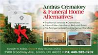 Andras Crematory & Funeral Alternatives