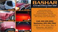 Bashar Auto Mechanics & Body Shop