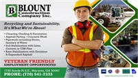 Blount Construction Company, Inc.