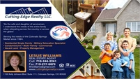 Cutting Edge Realty, LLC | Leslie Williams