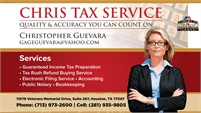 Chris Tax Service