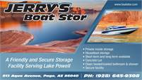 Jerry's Boat Stor