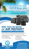 Beach Air Conditioning Services