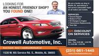 Crowell Automotive