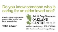 Adult Day Services At Oakland Centre