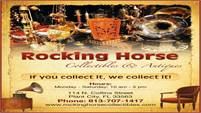 Rocking Horse Collectibles & Antiques