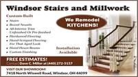 Windsor Stairs And Millwork