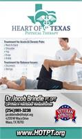 Heart Of Texas Physical Therapy
