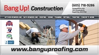 Bang Up Roofing and Construction