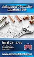 Advanced Plumbing Systems Inc