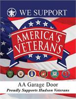 AA Garage Door