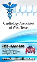 Cardiology Associates Of West Texas