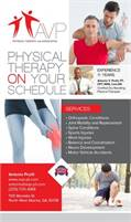 AVP Physical Therapy and Associates Inc
