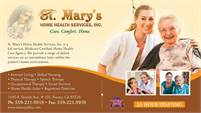 St Mary's Home Health Services Inc
