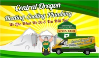 Central Oregon Heating, Cooling & Plumbing