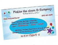 Pickles the Clown & Company