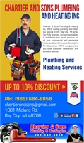 Chartier & Son's Plumbing & Heating
