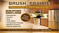 Brush Prairie Appliances & Refrigeration