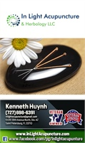 In Light Acupuncture And Herbology, LLC