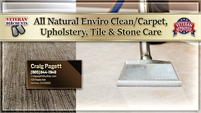 All Natural Enviro Clean/Carpet, Upholstery, Tile & Stone Care