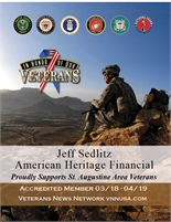 American Heritage Financial - Jeff Sedlitz