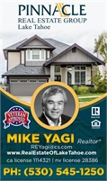 Pinnacle Real Estate Group Of Lake Tahoe Inc - Mike Yagi