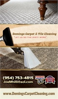 Deming's Carpet And Tile Cleaning