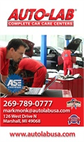 Auto-Lab Complete Car Care Center - Marshall