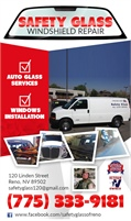 Safety Glass Windshield Repair