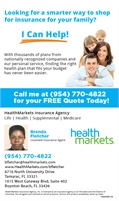 HealthMarkets Insurance - Brenda Fletcher