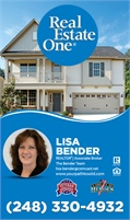 Real Estate One The Bender Team