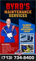 Byrd's Maintenance Services