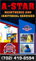 A-Star Maintnence and Janitorial Svc