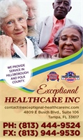 Exceptional Health Care Inc