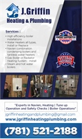 J Griffin Heating And Plumbing