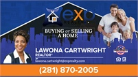 eXp Realty - LaWona Cartwright