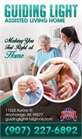 Guiding Light Assisted Living Home