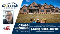 Nxt Home Mortgage - Craig Jenkins