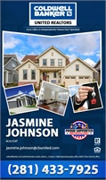CB United Realtors - Jasmine Johnson