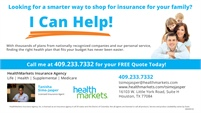 HealthMarkets Insurance Agency - Tanisha Simo - Jasper