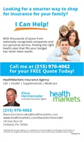 HealthMarkets Insurance Agency - Klaus Herchenroder
