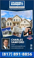 CB Residential Brokerage Dallas / Fort Worth - Charles Samford