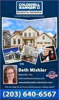 CB Residential Brokerage Connecticut - Beth Mishler