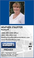 Coldwell Banker Premier - Heather Stauffer